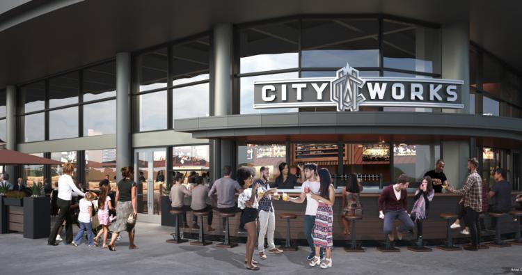 c8403756c Uma nova cervejaria abre em Disney Springs no próximo verão! A Disney  anuncia sua mais nova opção em gastronomia, com a City Works, um animado  restaurante ...
